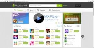 تحميل برنامج موبو ماركت MoboMarket