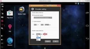 شرح برنامج KoPlayer