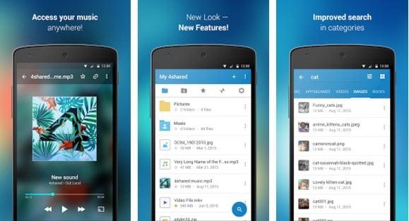 أفضل تطبيقات تحميل وسماع الموسيقى للاندرويد 3