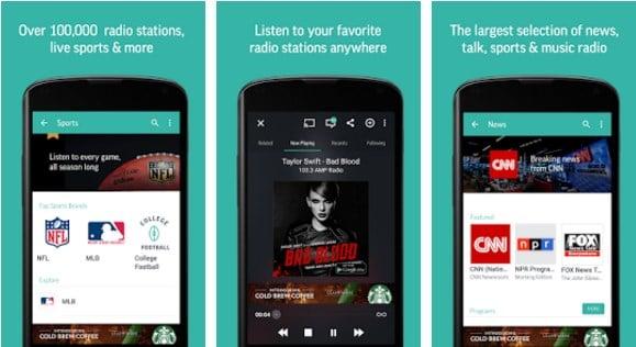 أفضل تطبيقات تحميل وسماع الموسيقى للاندرويد 5