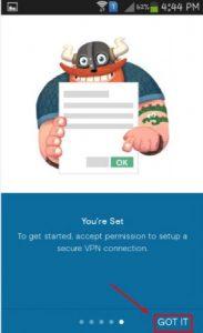 برنامج Opera Free VPN