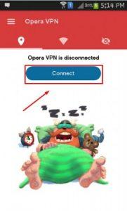 شرح كامل لتطبيق Opera Free VPN