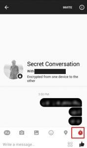 حذف الرسائل تلقائيا علي الماسنجر