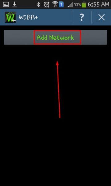 برنامج لفتح شبكات الواي فاي المغلقة لأجهزة اندرويد