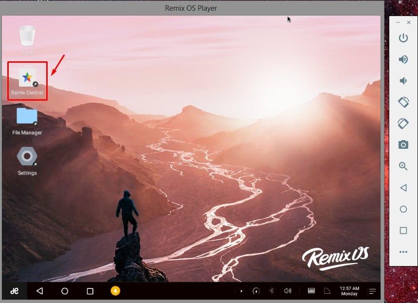 Remix OS محاكي الاندرويد الجديد