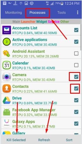 تطبيق Assistant for Android - 1MB لصيانة الاندرويد