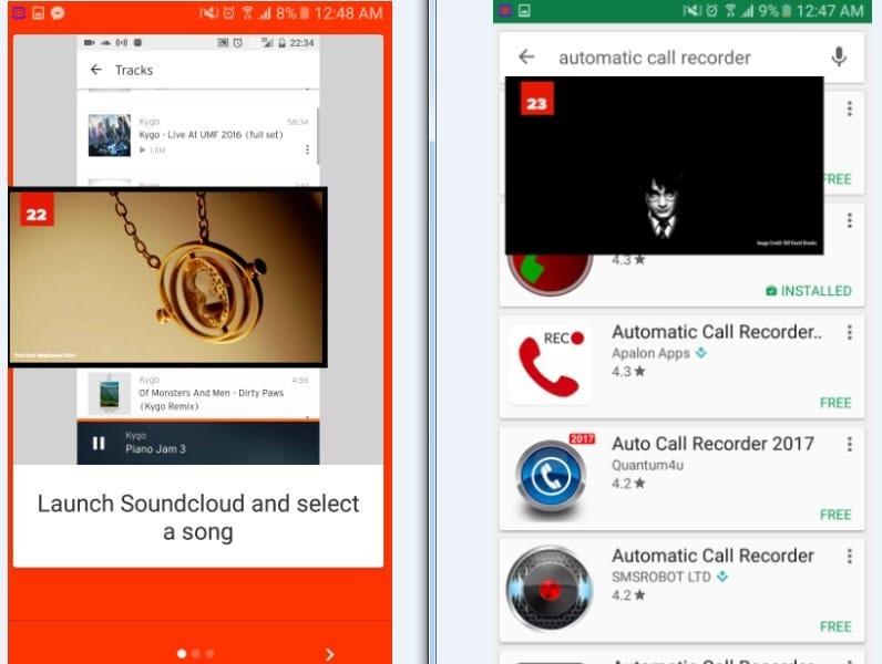 تطبيق Float Tube Vedio Player لمشاهدة الفيديو مع استخدام أى تطبيق أخر