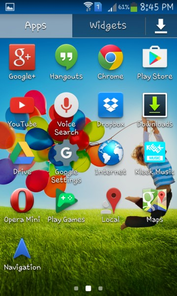 طريقة إخفاء التطبيقات الأساسية على هواتف الاندرويد 2