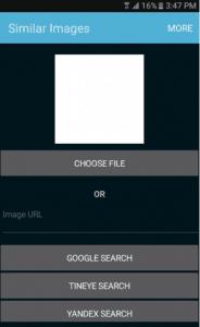 تحميل تطبيق صور مشابهة