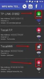 تحميل تطبيق WIFI WPS WPA TESTER