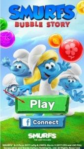 تنزيل smurfs bubble story