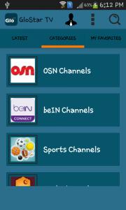 تحميل GloStar TV