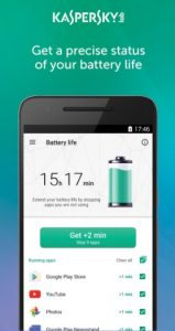 تحميل Kaspersky Battery Life