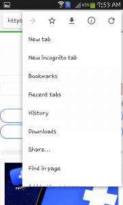 طريقة Offline Browsing