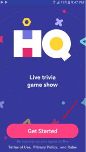 تحميل تطبيق HQ Trivia