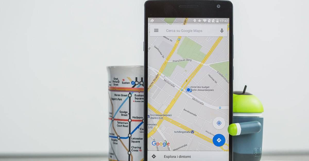 حل مشكلة Unfortunately, Maps has stopped