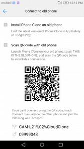 تطبيق Phone Clone