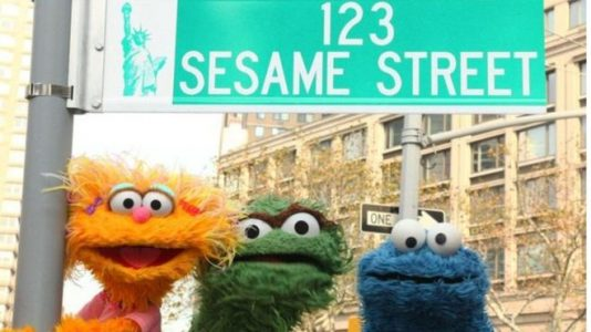 تطبيق شارع سمسم Sesame Street