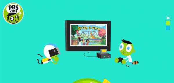 تطبيق PBS Kids