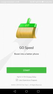 أهم مميزات Go Speed