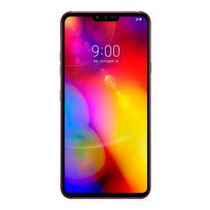 هاتف LG V40 ThinQ صاحب العدسات المزدوجة