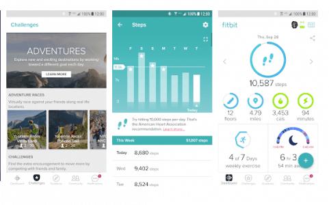 تحميل تطبيق Fitbit للاندرويد والايفون