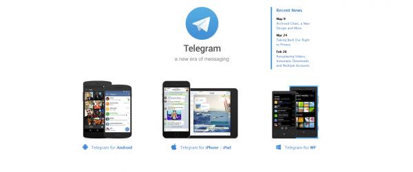من أفضل بدائل واتساب تطبيق Telegram