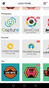 تحميل تطبيق Logo Maker للاندرويد