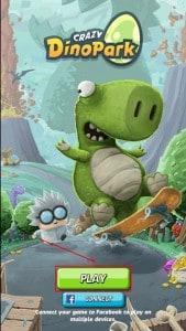 تحميل لعبة Crazy Dino Park من جوجل بلاي