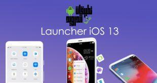 تطبيق Launcher iOS 13