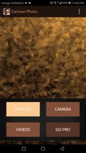 تحميل تطبيق تحويل الصور العادية إلي كرتونية