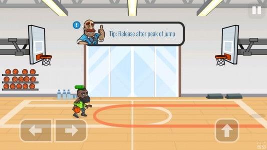 تحميل لعبة Basketball Battle للاندرويد