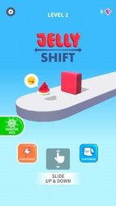 تحميل لعبة Jelly Shift للاندرويد