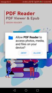 تحميل PDF Reader – PDF Viewer & Epub, Ebook reader