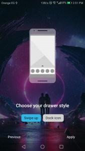 لانشر نوفا لتغيير شكل هاتفك الاندرويد