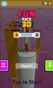 معلومات عن لعبة Fun Race 3D
