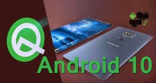 هواتف نوكيا التي ستحصل على Android 10