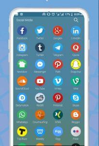 أكثر من 40 تطبيق في تطبيق واحد