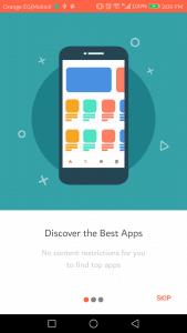 طريقة استخدام وتحميل متجر التطبيقات Aptoide