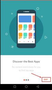 متجر التطبيقات والألعاب المجانية ابتويد Aptoide