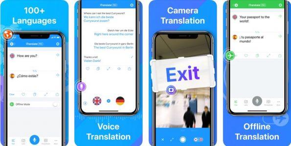 تحميل تطبيق iTranslate للاندرويد والايفون