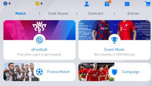كيفية تشغيل لعبة PES 2020 على هاتفك