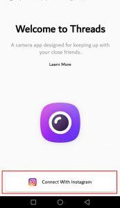 مزايا تطبيق مشاركة الصور والفيديوهات الجديد