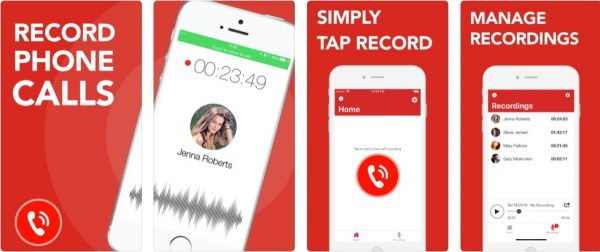 تحميل Call Recorder للايفون