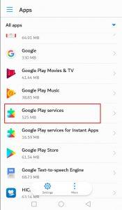 شرح كيفية تحديث خدمات جوجل بلاي على جميع هواتف الاندرويد