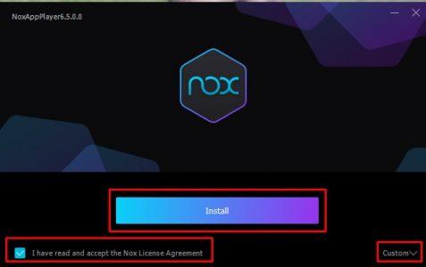 طريقة تثبيت محاكي Nox App Player لتشغيل تطبيقات الاندرويد