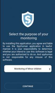 تحميل برنامج spyhuman