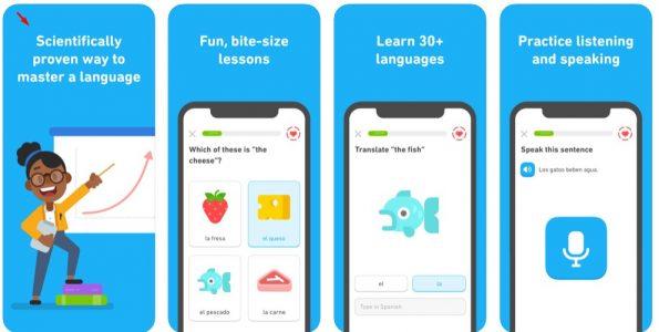 تحميل تطبيق Duolingo
