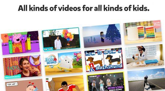 يوتيوب آمن للاطفال