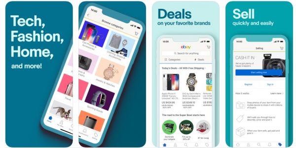 أفضل تطبيقات البيع والشراء